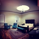 My suite.