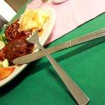 Enjoy local dishes at Joseph's Restaurant