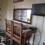 Inside of 1bedroom with balcony
