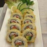 Maki en tempura