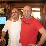 Con Jairo el chef