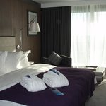 Beautifully refurbished rooms