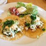 Baja chicken tacos.... YUMMY
