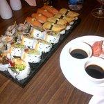 Fusion sushi