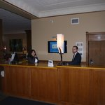 Front Desk - Great Staff - Warm Welcome