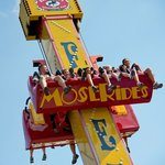 Free Fall Ride at DelGrosso's Amusement Park