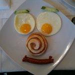 My Husband's Breakfast