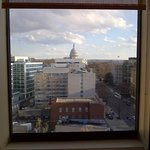 Capital View from my floor