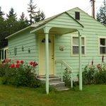 Cottage C summer of 2012