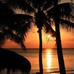 spettacolare tramonto
