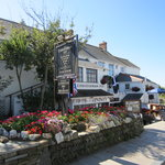 Cornishman Inn Tintagel Foto