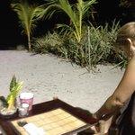 el restaurant de noche