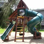The Kids will have Fun in the Play Areas