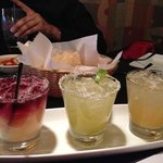 they have a margarita sampler !!
