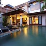 Two-Bedrooms Villa
