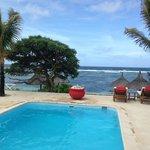 piscine de l'espace villa