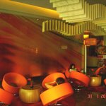 lobby del Ibis mall of the emirates