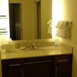Residence Inn DFW South/ Irving - bathroom vanity
