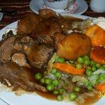 one of the sunday roasts