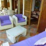 Fioridi Maggio salon exterieur