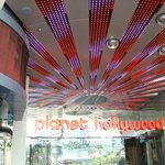 Planet Hollywood  a great place to stay!