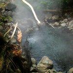 fumarolic lagoon