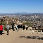 Dobbins Lookout, South Mountain Park, Phoenix, Arizona