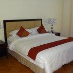 Strand Hotel Room