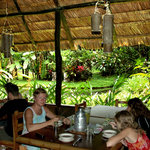 Restaurant serving gourmet Costa Rican food