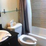 très petite salle de bains
