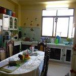 la cucina di Alina