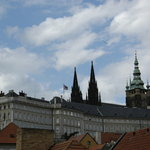 View from the windows - Prague Castle