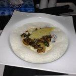 risotto au champignon  hummmmmm !!!