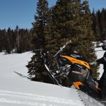 Snowmobiling was the best!