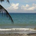 voila, the beach