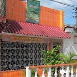 fachada de la casa de samantha