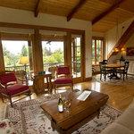 Garden Suite great room