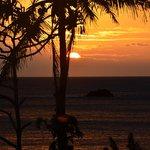 sunrise in Hana