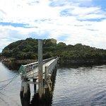 Leaving Sarah Island