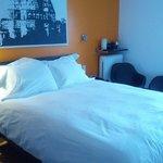 Great sleep here, and decor too!