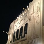 """Silent"" angels welcome at Bass Hall"