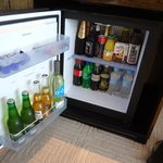 Crown Perth - Well stocked Mini Bar