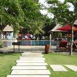 Patra - One of the many pools