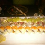 Sushi at Japengo