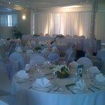 Wedding in the Reef Room