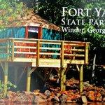Yurt Postcard