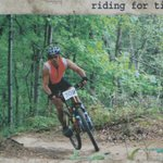 Mountain Biking Races (photo of a racer at Fort Yargo)