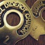 Les clefs de la maison de famille