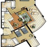 Layout of rooms 4218/9