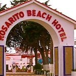 Azteca Restaurant at the Rosarito Beach Hotel Foto